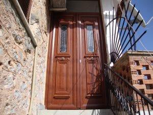 παραδοσιακες πορτες