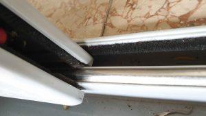 Συντήρηση παλαιών κουφωμάτων αλουμινίου